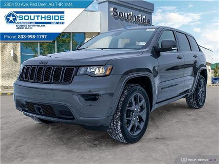 2021 Jeep Grand Cherokee Limited (Stk: GC2104) in Red Deer - Image 1 of 25