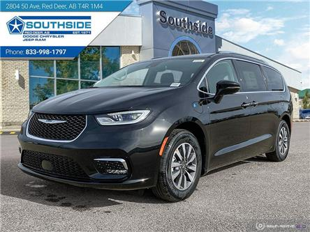 2021 Chrysler Pacifica Hybrid Touring L Plus (Stk: PA2112) in Red Deer - Image 1 of 25