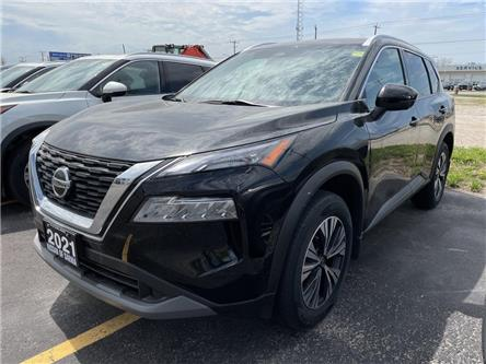 2021 Nissan Rogue SV (Stk: 21021) in Sarnia - Image 1 of 5