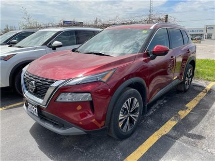 2021 Nissan Rogue SV (Stk: 21029) in Sarnia - Image 1 of 5