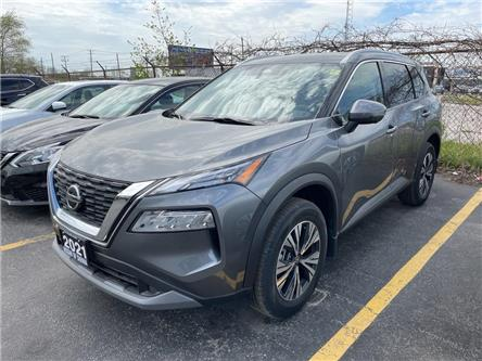 2021 Nissan Rogue SV (Stk: 21042) in Sarnia - Image 1 of 5