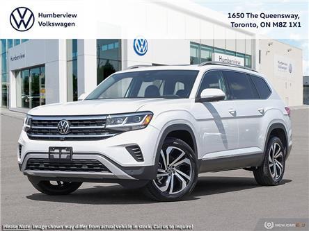 2021 Volkswagen Atlas 3.6 FSI Execline (Stk: 98595) in Toronto - Image 1 of 23