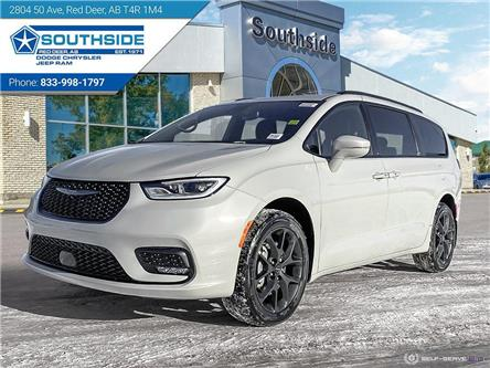 2021 Chrysler Pacifica Touring L Plus (Stk: PA2111) in Red Deer - Image 1 of 25