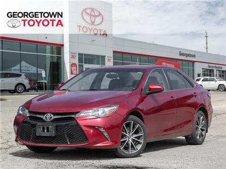 2017 Toyota Camry XSE (Stk: 17-31630GT) in Georgetown - Image 1 of 20
