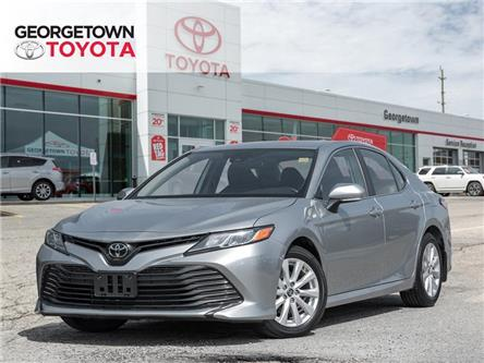 2019 Toyota Camry LE (Stk: 19-00726GR) in Georgetown - Image 1 of 18