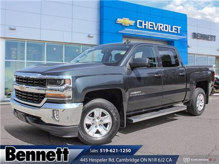 2017 Chevrolet Silverado 1500 LT (Stk: 210086A) in Cambridge - Image 1 of 27