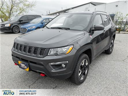 2018 Jeep Compass Trailhawk (Stk: 417195) in Milton - Image 1 of 6
