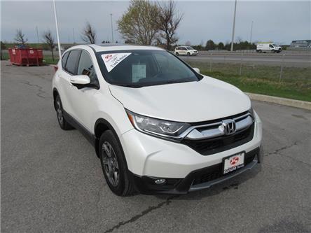 2017 Honda CR-V EX-L (Stk: K16456A) in Ottawa - Image 1 of 17