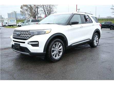 2021 Ford Explorer Limited (Stk: 2101020) in Ottawa - Image 1 of 17