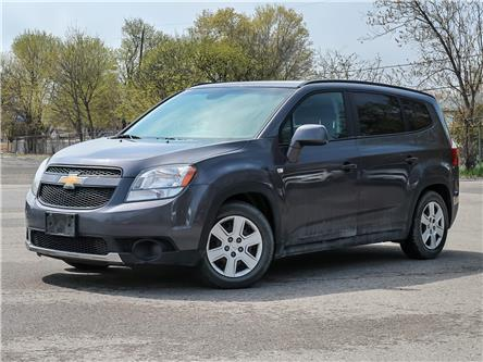 2012 Chevrolet Orlando  (Stk: U5496A) in Stouffville - Image 1 of 5