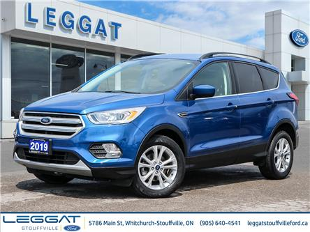 2019 Ford Escape SEL (Stk: P038) in Stouffville - Image 1 of 28