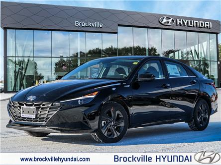 2021 Hyundai Elantra Preferred (Stk: R21099) in Brockville - Image 1 of 22