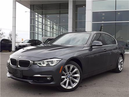 2017 BMW 330i xDrive (Stk: P9815) in Gloucester - Image 1 of 13