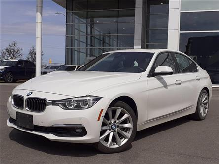 2017 BMW 3 Series 330i xDrive | SUNROOF | NAVI | LEATHER | (Stk: P9836) in Gloucester - Image 1 of 14