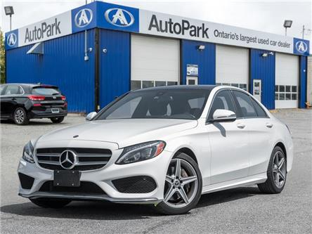 2017 Mercedes-Benz C-Class Base (Stk: 17-29421AR) in Georgetown - Image 1 of 20
