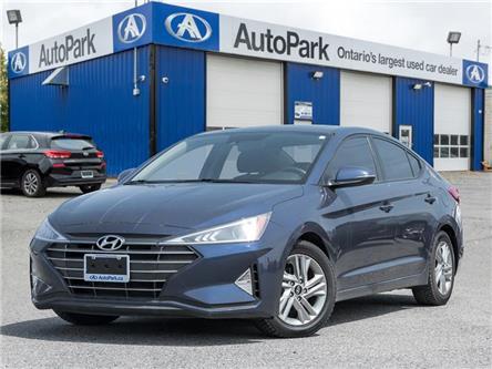 2019 Hyundai Elantra Preferred (Stk: 19-68427T) in Georgetown - Image 1 of 19