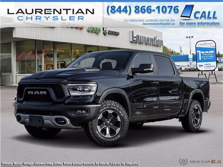 2021 RAM 1500 Rebel (Stk: 21284) in Greater Sudbury - Image 1 of 23
