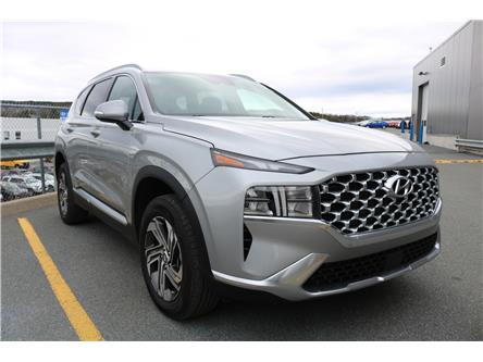 2021 Hyundai Santa Fe Preferred (Stk: 16451) in Saint John - Image 1 of 3