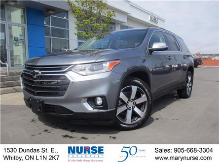 2021 Chevrolet Traverse LT True North (Stk: 21R028) in Whitby - Image 1 of 30