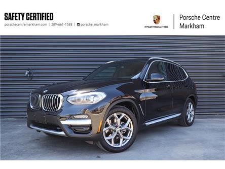 2021 BMW X3 xDrive30i (Stk: PU0040) in Markham - Image 1 of 21