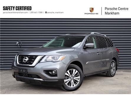 2018 Nissan Pathfinder SL Premium (Stk: PU0043A) in Markham - Image 1 of 20