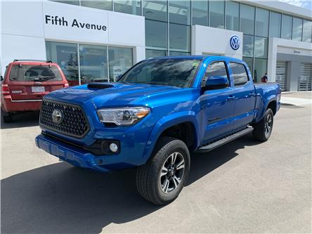 2018 Toyota Tacoma SR5 (Stk: 21207A) in Calgary - Image 1 of 16