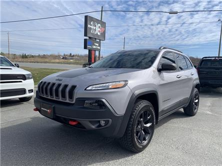 2018 Jeep Cherokee Trailhawk (Stk: 68191) in Sudbury - Image 1 of 19