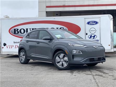 2021 Hyundai Kona EV Preferred (Stk: 21KO08) in Midland - Image 1 of 14