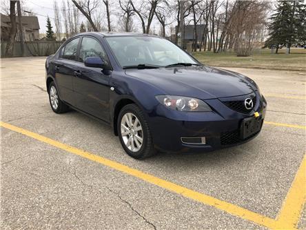 2009 Mazda Mazda3 GS (Stk: 10294.0) in Winnipeg - Image 1 of 11