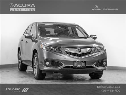 2017 Acura RDX Elite (Stk: 809597P) in Brampton - Image 1 of 29