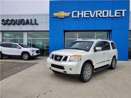 2015 Nissan Armada Platinum (Stk: 227255) in Fort MacLeod - Image 1 of 16