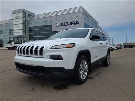 2018 Jeep Cherokee Sport (Stk: A4337A) in Saskatoon - Image 1 of 16