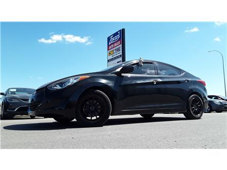 2013 Hyundai Elantra GLS (Stk: p809) in Brandon - Image 1 of 27