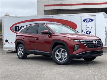 2022 Hyundai Tucson Preferred (Stk: 22TC10) in Midland - Image 1 of 14