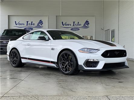 2021 Ford Mustang Mach 1 (Stk: 21073) in Port Alberni - Image 1 of 11
