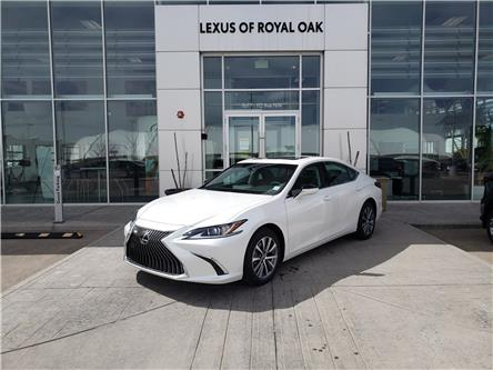 2021 Lexus ES 250 Base (Stk: L21329) in Calgary - Image 1 of 15