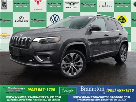 2019 Jeep Cherokee Overland (Stk: 21031A) in Mississauga - Image 1 of 29