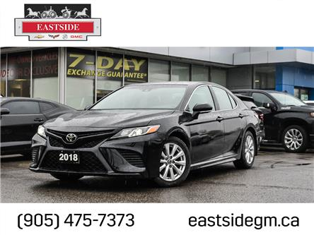 2018 Toyota Camry SE (Stk: 4T1B11) in Markham - Image 1 of 19