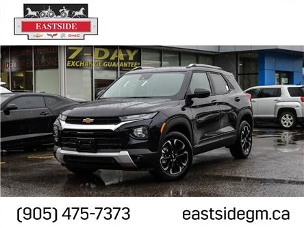 2021 Chevrolet TrailBlazer LT (Stk: MB151886) in Markham - Image 1 of 20