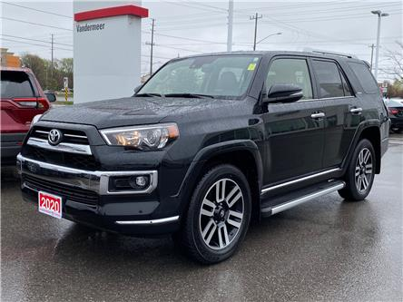 2020 Toyota 4Runner Base (Stk: W5310A) in Cobourg - Image 1 of 30
