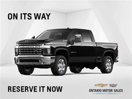 2021 Chevrolet Silverado 2500HD Custom (Stk: F-ZPDZ6N) in Oshawa - Image 1 of 6