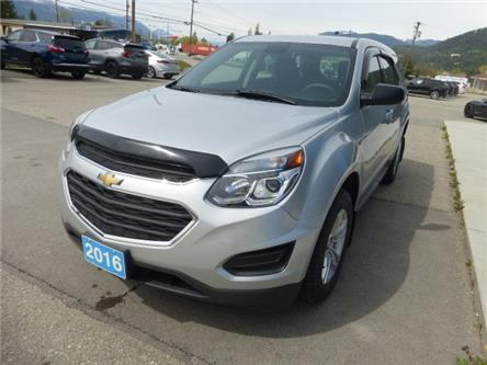 2016 Chevrolet Equinox LS (Stk: 31689M) in Creston - Image 1 of 16