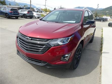 2021 Chevrolet Equinox LT (Stk: M6134060) in Creston - Image 1 of 18