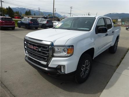 2021 GMC Canyon AT4 w/Leather (Stk: M1214880) in Creston - Image 1 of 16