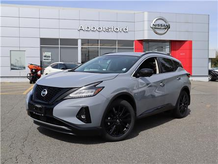 2021 Nissan Murano Midnight Edition (Stk: A21135) in Abbotsford - Image 1 of 30
