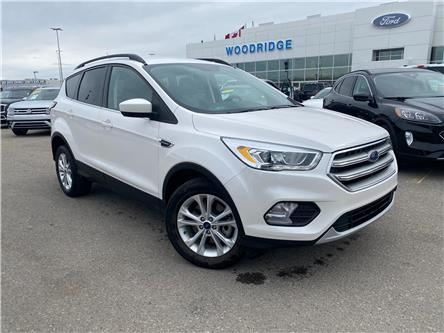 2017 Ford Escape SE (Stk: MK-53A) in Calgary - Image 1 of 20