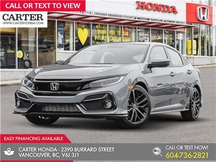 2021 Honda Civic Sport Touring (Stk: 9M02100) in Vancouver - Image 1 of 24