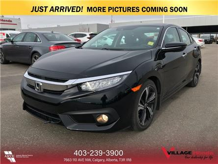 2017 Honda Civic Touring (Stk: CL0351A) in Calgary - Image 1 of 3