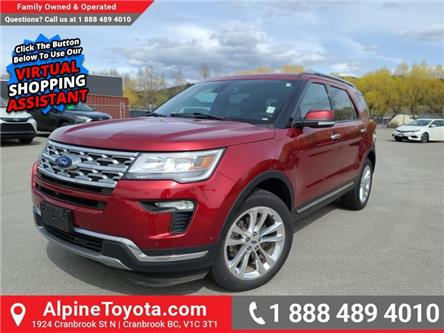2018 Ford Explorer Limited (Stk: C184553A) in Cranbrook - Image 1 of 27