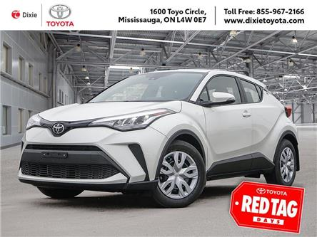 2021 Toyota C-HR LE (Stk: D210471) in Mississauga - Image 1 of 23